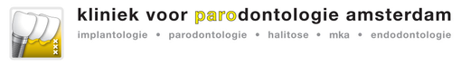Health questionnaire and personal details | Parodontologie